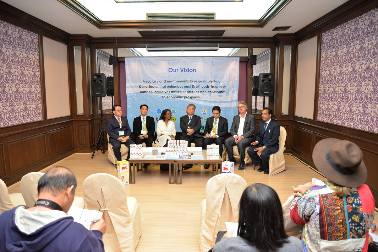 Dairy Asia Launch Meeting 2016 (28 January,2016)