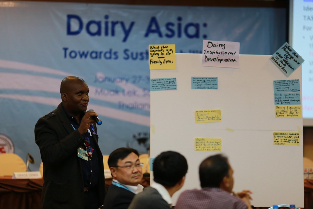 Dairy Asia Launch Meeting 2016 (29 January,2016)
