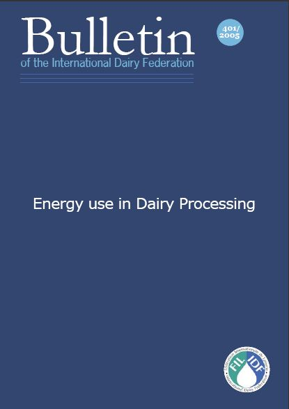 Energy use dairy sector_IDF